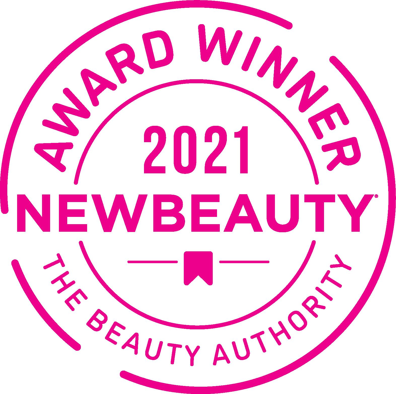 award: newbeauty 2021