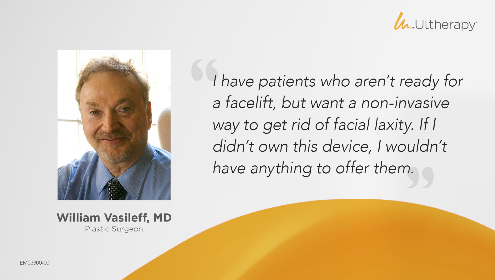 William Vasileff, M.D.